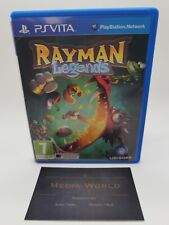 Jeu Ps Vita Rayman Legends (3307215725979)