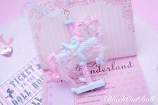Magical Carousel Pony Unicorn Carnival Lolita Harajuku Kawaii Pastel Necklace