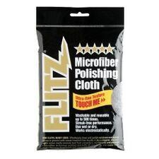 """Flitz MC200 Microfiber Polishing Cloth 16"""" X 16"""" Grey- Single"""