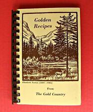 1987 Vintage Sonora CA St. Matthew's Lutheran Church Cookbook Cook Book Spiral