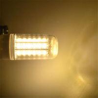 Durable E27/E26 5730 56SMD 15W LED Corn Bulb Energy Saving Light Lamp 110V/220V
