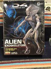 Lindberg 1:10 ID 4 Independence Day Alien Exoskeleton Plastic Model Kit -9029
