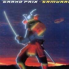 GRAND PRIX - SAMURAI (LIM.COLLECTOR'S EDIT.)  CD NEW+