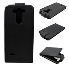 Full Black Mobile Phone Leather Hard Cover Case Shell For LG G3 S Beat G3 Mini