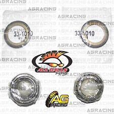 All Balls Steering Stem Headstock Bearing Kit For Honda CR 125M 1975 Motocross
