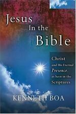 Jesus in the Bible: Seeing Jesus in Every Book of the Bible, Missler, Chuck, Boa