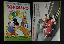 ***TOPOLINO N. 1126*** 26 GIUGNO 1977 - CON BOLLINO E CARTOLINA GIOVANI MARMOTTE