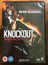 Sorapong Chatree Knockout ~2010 Thai arts martiaux ACTION FILM DVD
