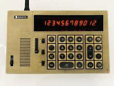 Sanyo ICC-1122 Vintage Calculator