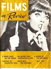 Films In Review May 1965 Max Linder Mercedes Mc Cambridge
