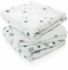 Aden Anais Baby Muslin Cloths Twinkle Musy Square 100 Cotton
