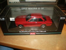 Sun Star  1/18 1975 Opel Ascona B SR   red     MIB