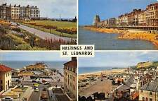 Hastings and St. Leonards The Pier, Warrior Square, Promenade and Bottle Alley