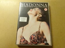 MUSIC DVD / MADONNA: THE GIRLIE SHOW - LIVE DOWN UNDER