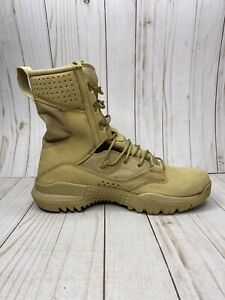 Nike SFB Special Field Boot 2 8 Inch Mens Size 9 Desert Military AO7507-200