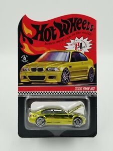 HOT WHEELS RLC Exclusive 2006 Bmw M3 In Hand # 04417/20000