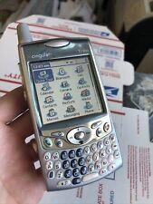 Rare GSM Unlocked Palm Treo 650 Smartphone Touch Screen Palm Pilot Vintage PDA