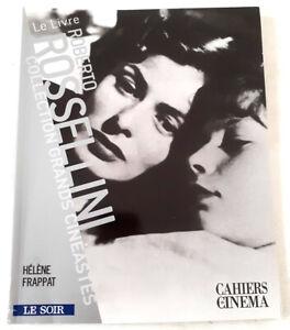 ROSSELLINI (11/28) - Livre Cahiers du Cinéma - Env. 95 pages