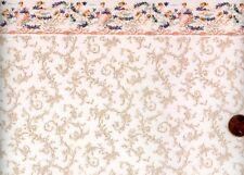 Dollhouse Wallpaper / 3 Sheets Mini Graphics / Symphony (Cherubs ) 212D23