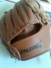 Spalding Rod Carew ,Youth Model Baseball Glove 42-275 Lh For Rh Thrower Proshape