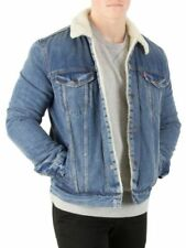 Manteaux et vestes bleu denim pour homme