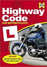 Great Condition! Highway Code For Motorcyclists & Learners - Amazing Product!