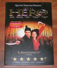 Jet Li Hero =Slipcover Only=No Movie From Dvd 2002