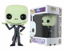 Jack Skellington Nightmare Before Christmas Pop! Funko Disney Vinyl Figure n° 15