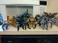 Transformers Revenge of the Fallen Decepticon Action Figure Lot