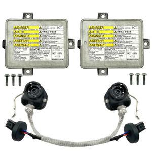 2x OEM 04-09 Honda S2000 Xenon Ballast Lamp Bulb Igniter Control Unit Inverter