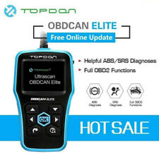 TOPDON Elite OBD2 Cars ABS SRS Reset Tool Diagnostic Scanner Code Reader EOBD US