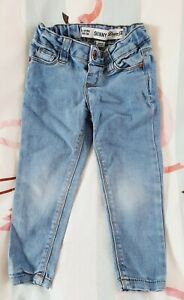 Primark Light Blue Stretchy Jeans 2 - 3 Years combine postage build a bundle
