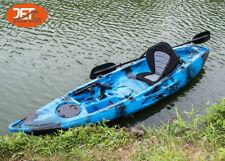 Jetocean 3.1M Fishing Kayak Canoe 1+1 for Kid & Adult 1.5 Seats Tendem Melbourne