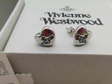 Vivienne Westwood silver color mini Earrings