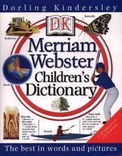 DK Merriam-Webster Children's Dictionary-ExLibrary