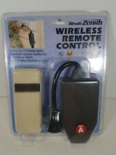 Heath Zenith Wireless Remote Control SL 6139 A Indoor/Outdoor Plug-In Products