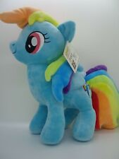 "My Little Pony Rainbow Dash Plush High Quality Brand New Condition 12"" Inch"