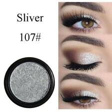 New Metallic Matte Eyeshadow Cream Eye Shadow Pigment Makeup Palette Shimmer Set