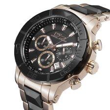 DS Chronos Ceramic Men's Watch Designer Stainless Steel Luxury Quality Stylish