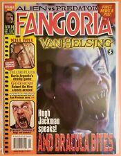 FANGORIA #232 FN/VF MAY 2004 HORROR MAGAZINE  VAN HELSING & KILL BILL VOL 2