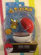 Pokemon Dedenne + Poke Ball EN FR ES IT T18871