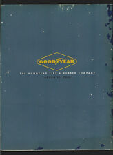 Goodyear Industrial Rubber Maintenance Repair Trouble Shooting Manual Guide Info