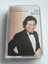 Julio Iglesias - 1100 Bel Air Place - Cassette, Used Very Good