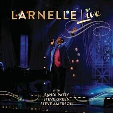 Live in Nashville * by Larnelle Harris (Singer/Saxophone/Percussion) (CD, Mar-20