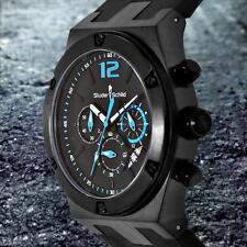 "New Studer Schild ""Tull"" Chronograph Men's Watch"