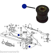 For HONDA ACCORD 2.0i 2.4i 2.2 TD 03-08 FRONT STEERING GEAR RACK ARM BUSH x1