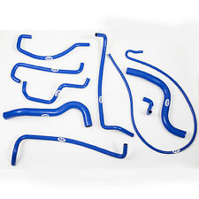 BLUE SILICONE Car RADIATOR COOLING HOSE Kit FOR HOLDEN COMMODORE VP ABS V6 AU