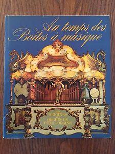 Au temps des boîtes à musique - Daniel Bonhôte - Mondo