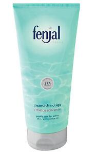 Fenjal Luxury Creme Oil Body Wash 200ml