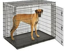 """XXL 54"""" Dog Crate for Giant Breeds"""